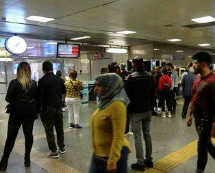Metro seferleri ne zaman düzelecek?