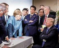 ABD Başkanı Trump'tan G7 ülkelerine mesaj