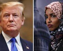 Trump istedi İsrail yerine getirdi! Yine onları hedef aldı