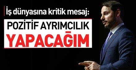 """Son dakika... Bakan Berat Albayrak'tan """"Türkiye'ye Enerji Veren Kadınlar"""" ödül töreninde önemli açıklamalar"""