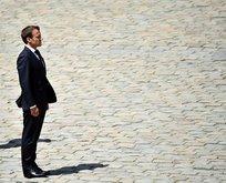Macron köşeye sıkıştı!
