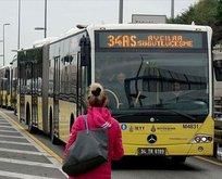 İstanbul'da toplu ulaşım kısıtlamasında değişiklik