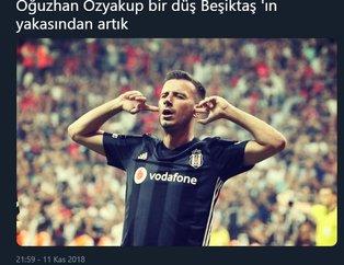 Sosyal medyanın Oğuzhan Özyakup tepkisi!