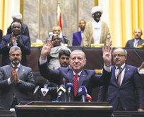 Afrika'dan dünyaya Kudüs mesajı