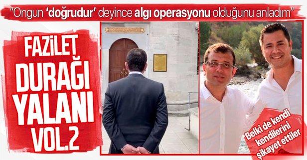 Nedim Şener'den Ekrem İmamoğlu'na soruşturma yorumu: Murat Ongun'u duyunca  algı operasyonu olduğunu anladım - Takvim