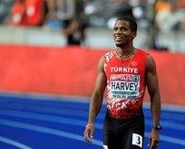 Jak Ali Harvey'den bronz madalya