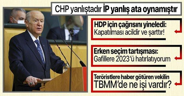 HDP'nin kapatılması acildir, şarttır!