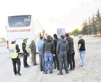 Trafik cezası isyan ett irdi