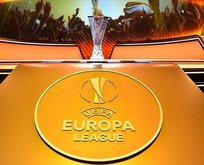 UEFA Avrupa Ligi'nde en büyük belli oluyor