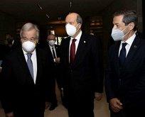 KKTC ve BM arasında Cenevre'de kritik konferans!