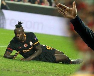 Galatasaraylı Diagne o yolda hızla ilerliyor 'Saçlarını yolarlar'