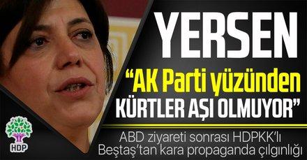 AK Parti yüzünden Kürtler aşı olmuyor yalanı