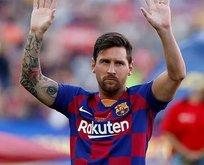 Lionel Messi Barça'dan ayrılıyor!