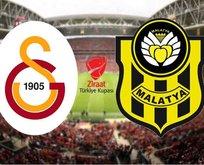Galatasaray - Yeni Malatyaspor maçı hangi kanalda?