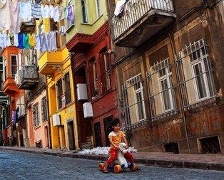 İstanbuldaki en zengin 20 mahallede nüfusun yüzde 1,6sı yaşıyor