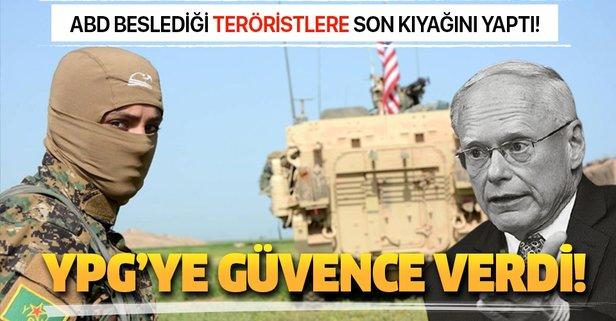 ABD terör örgütü YPG'ye güvence verdi!