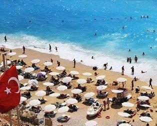 Turizmde rekor artış! 9 ayda 41 milyon turist
