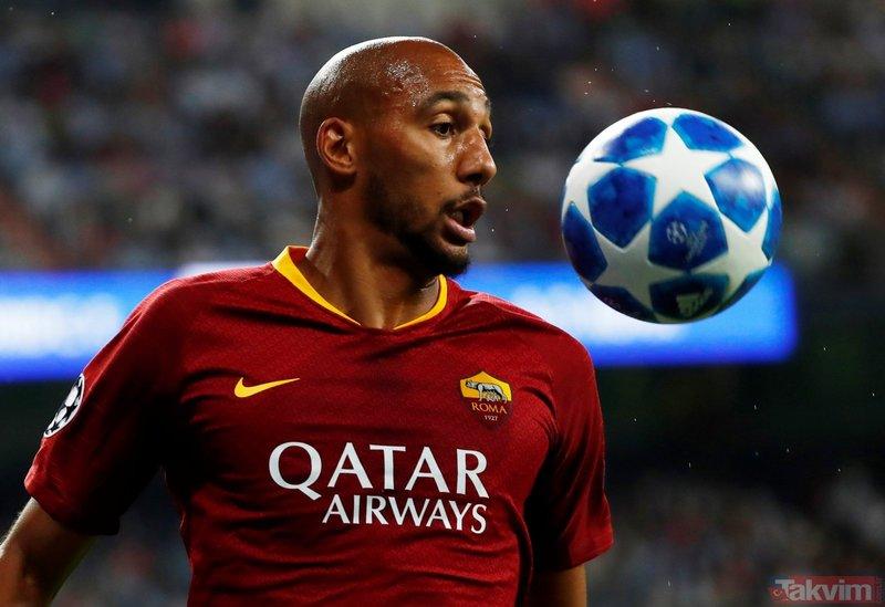 Galatasaray Nzonzi transferini bitirdi! İtalyanlar anlaşmayı duyurdu