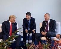 Bakan Albayrak'tan Başkan Erdoğan-Trump paylaşımı