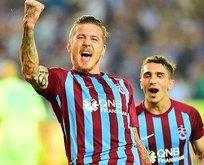 Kucka Parma'ya, 3 yıldız Trabzon'a