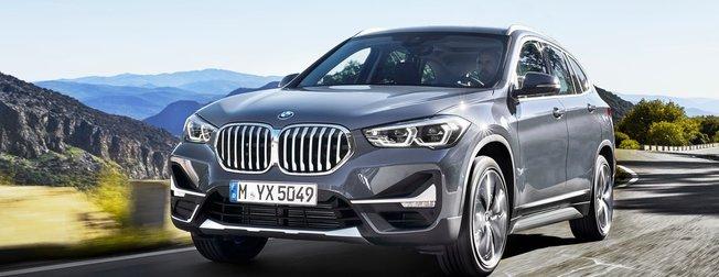 BMW SUV modeli X1'in makyajlı versiyonunu sergiledi! İşte 2019 model BMW X1'in özellikleri