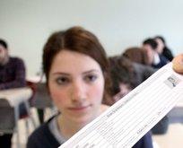 Öğrencilerin ATA AÖF sınav heyecanı