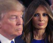 First Lady Melania Trump yine yok!
