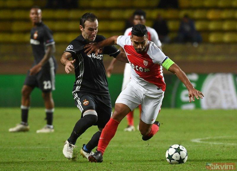 Galatasaray'da Falcao transferinde son dakika... Haftaya İstanbul'da, Konya maçında sahada!