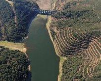 İstanbul'da baraj doluluk oranları açıklandı!