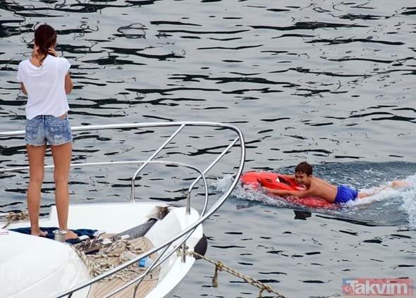 Tekne sırası Eminada