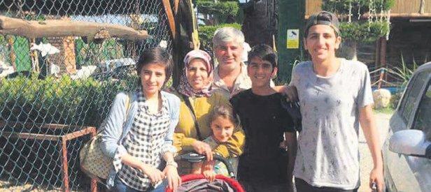 Türk işadamının cenazesi getirildi