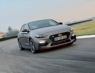 İşte merakla beklenen 2019 Hyundai 30 Fastback N! Hyundai 30 Fastback Nnin özellikleri neler?