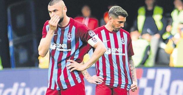 Trabzonspor 8 yıldır kupaya hasret