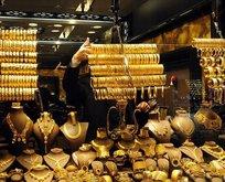 Gram, çeyrek, 18-22 ayar bilezik altın fiyatları son durum! 24 Mart altın ne kadar oldu?
