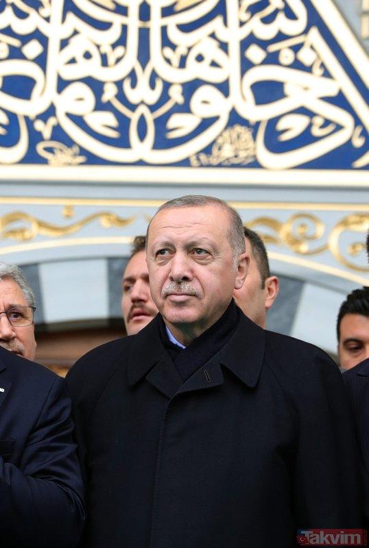 Başkan Erdoğan Bilal Saygılı Camii ve Külliyesi'nin açılışını yaptı