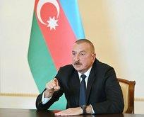 Aliyev'den 'Karabağ' mesajı! Türkiye...