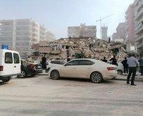 İzmir'de şiddetli deprem! İstanbul'da da hissedildi