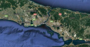 Aralarında İstanbul'da var… NASA'dan kan donduran uydu görüntüleri!