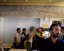 Bodrum'da AK Partililere saldırı
