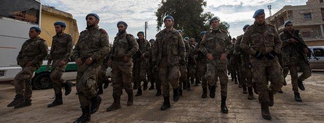 Afrin polisinin özel timine