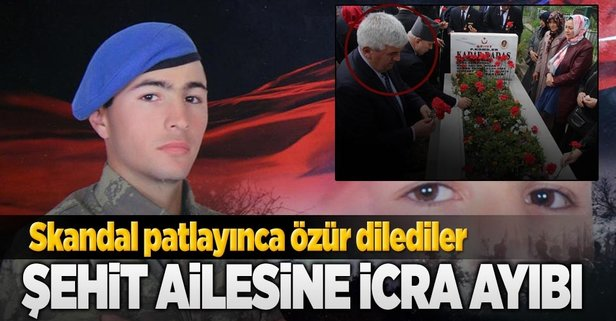 CHP'li belediye özür diledi