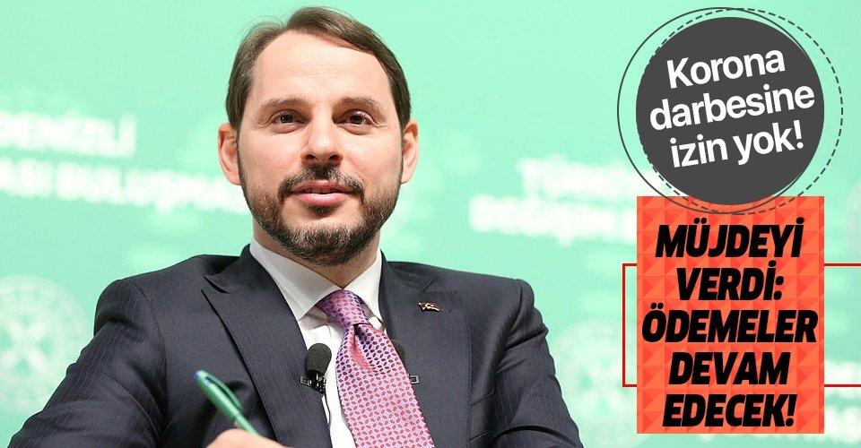 Son dakika: Hazine ve Maliye Bakanı Berat Albayrak müjdeyi verdi: Kur'an kursu öğreticilerinin de ek ders ücreti ödenecek