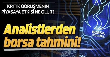 Borsa son durum! Erdoğan-Trump görüşmesinin piyasaya etkisi