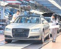Audi araçlar da skandala karıştı