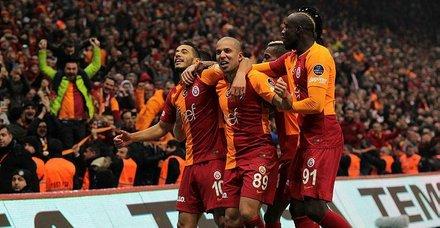 Galatasaray'ın iç sahadaki rakibi Liverpool