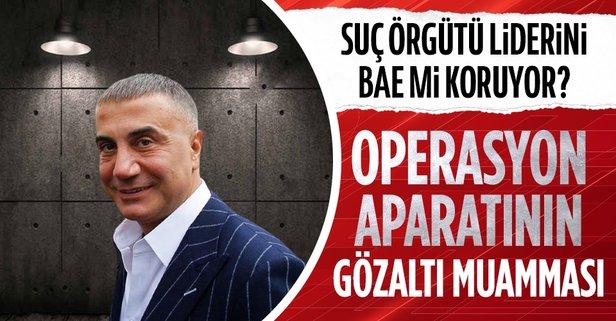 Suç örgütü lideri Sedat Peker'in gözaltı muamması