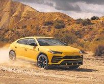 Lamborghini SUV arenasına giriyor