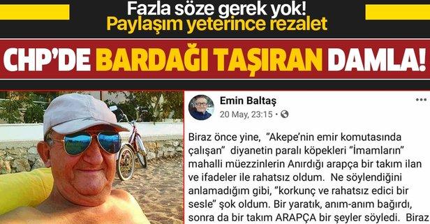 CHP skandallarına bir yenisini daha ekledi!