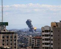 Gazzeye bombardımanın ardından ateşkesi duyurdular!