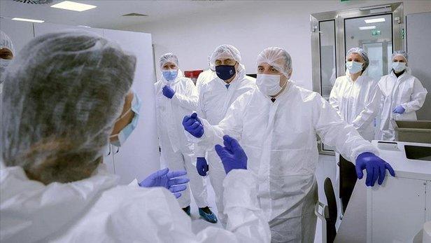 Sanayi ve Teknoloji Bakanı Mustafa Varank koronavirüse karşı VLP temelli yerli aşı için gönüllü olacak! 13